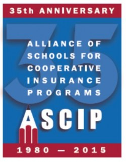 ASCIP 35th Logo