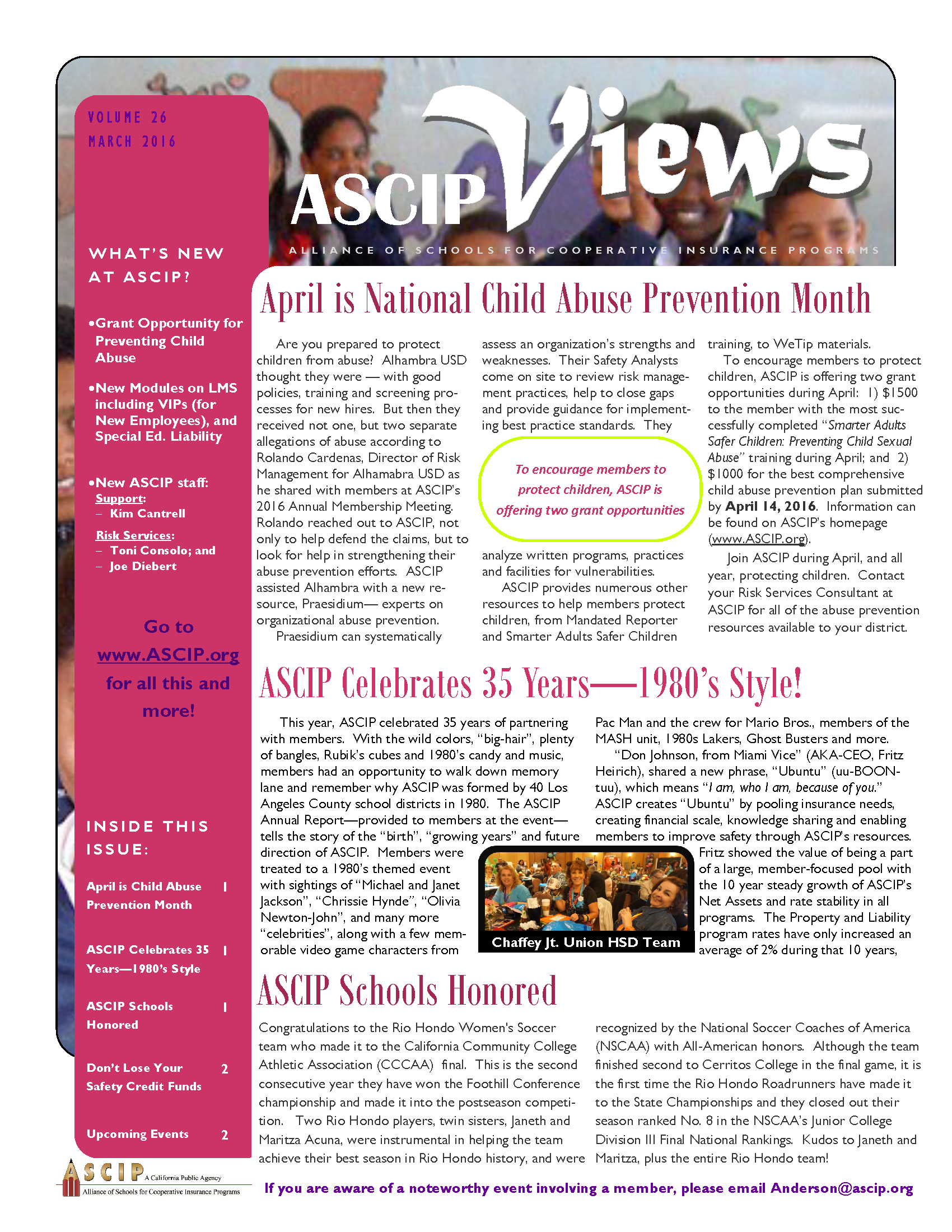 ASCIP Newsletter March 2016_Page_1