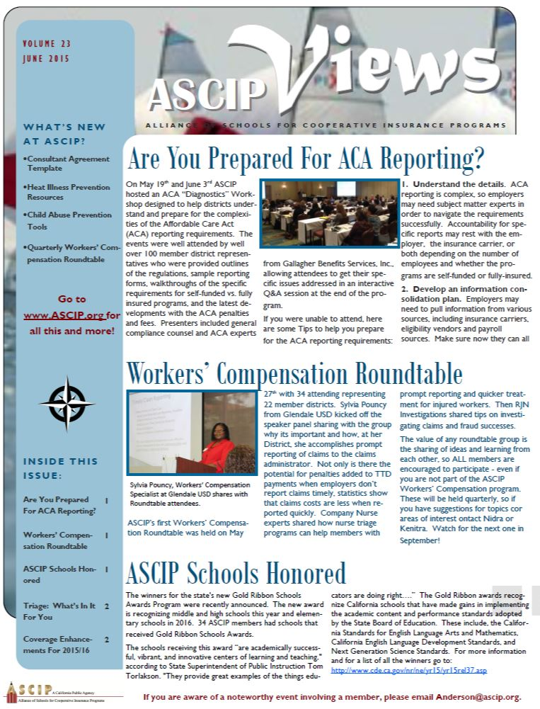 ASCIP Views-June 2015