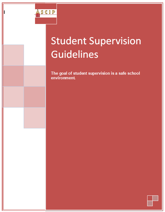 Student Supervision Guidelines